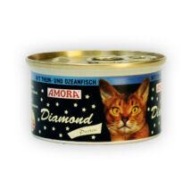 Amora Diamond Katze Thun+Ozeanfisch, (tonhal és tengeri hal ) konzerv macskáknak, 200 g