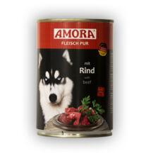 Amora Fleisch Pur Hund Rind, konzerv kutyáknak, 400 g