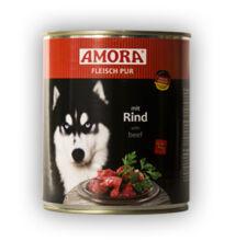 Amora Fleisch Pur Hund Rind, konzerv kutyáknak, 800 g