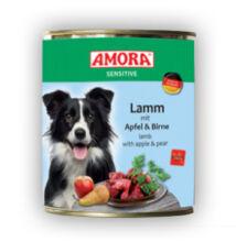 Amora Sensitive Hund Lamm/Apfel+Birne, konzerv kutyáknak, 400 g