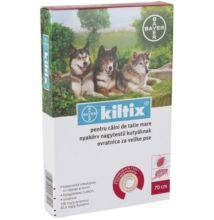 """Kiltix nyakörv nagytestű kutyáknak """"L"""" méret kullancsok és bolhák ellen"""
