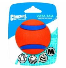 """Chuckit! Ultra Ball gumilabda """"Az elnyűhetetlen"""" M méret, 1 db"""