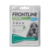 Frontline Combo Spot-On Kutyáknak  1 pipetta, 10-20  ttkg-ig, M -es  méret