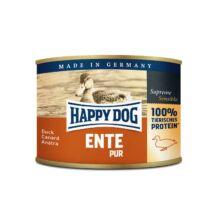 Happy Dog Ente Pur(Kacsa) 12×200g