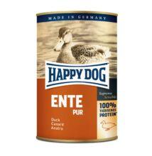 Happy Dog Ente Pur(Kacsa) 12×400g konzerv táp kutyák részére