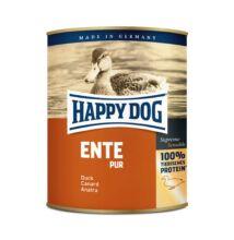 Happy Dog Ente Pur(Kacsa) 6×800g konzerv táp kutyák részére