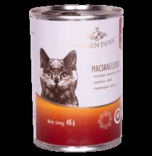 Josera Golden Paws ECO Cat baromfi 415 g Teljes értékű konzerv táp felnőtt macskák részére