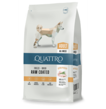 Quattro Adult Dog All Breed Extra Poultry 3 kg