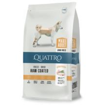 Quattro Maxi Adult Large Breed Szuper Prémium táp nagytestű felnőtt kutyák részére, 12 kg