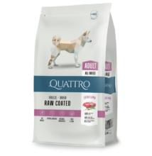 Quattro Adult Dog All Breed Extra Lamb 12 kg