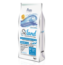 SILAND One Protein Pesce Adult Medium/Large 3 kg Hallal és citrusfélékkel