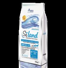 SILAND One Protein Pesce Adult Medium/Large 12 kg Hallal és citrusfélékkel
