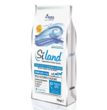 SILAND One Protein Pesce Adult Medium/Large 12 kg Hallal és citrusfélékkel 2 db!!