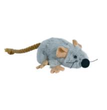 Macska játék, Plüss Egér 7cm Trixie