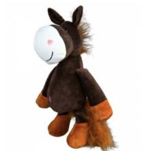 Játék Plüss Ló, Eredeti hanggal 32 cm