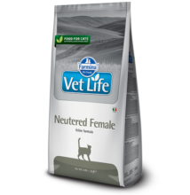 Vet Life Natural Diet Cat Neutered Female Cat 400g