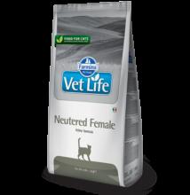 Vet Life Natural Diet Cat Neutered Female Cat 400g
