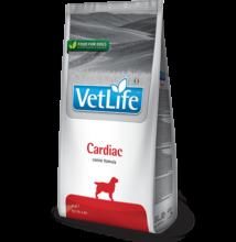 Vet Life Natural Diet Dog Cardiac 2kg száraz táp