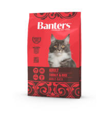 Visán Banters Cat Adult Turkey & Rice 8 kg