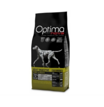 Visán Optimanova Dog Adult Digestive Rabbit & Potato 800 g száraztáp