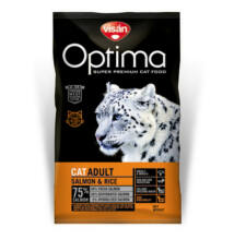 Visán Optimanova Cat Adult Salmon & Rice 400 g