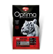 Visán Optimanova Cat Mature Chicken & Rice 400 g