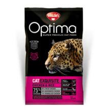 Visán Optimanova Cat Exquisite Chicken & Rice 2 kg