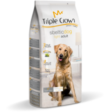 Triple Crown Sbeltic Dog 3 kg testsúly kontroll táp