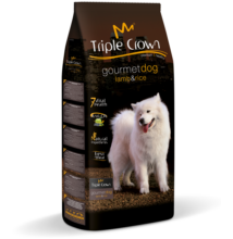 Triple Crown Gourmet Dog 15 kg