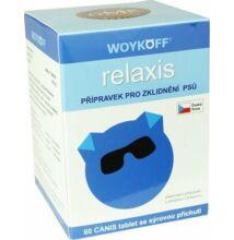 Relaxis nyugtató- relaxáló hatású tabletta kutyáknak 60 db