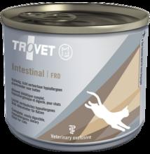 TROVET Feline Intestinal Diet (FRD)  macskáknak 190 g konzerv 12 db