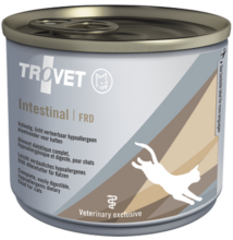 TROVET Feline Intestinal Diet (FRD)  macskáknak 190 g konzerv
