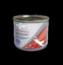 TROVET RENAL HYPOALLERGENIC DIET/RID  konzerv macskáknak 12 x 200 g Venison Hipoallergén táp a veseműködés támogatására