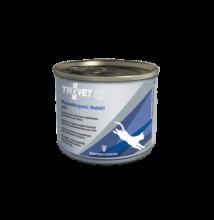 TROVET Hypoallergenic RABBIT&RICE /RRD macskáknak 200 g. konzerv