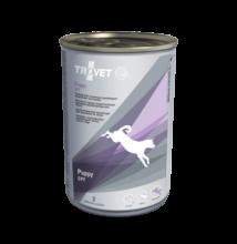 TROVET Complete Puppy Food /CPF kölyök kutyáknak 400g konzerv