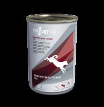 TROVET Hypoallergenic TURKEY&POTATO/ TPD 400 g konzerv kutyáknak