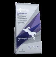 TROVET Hypoallergenic VENISON&POTATO Diet/VPD kutyáknak 10 kg hipoallergén táp  vadhússal 2 DB!