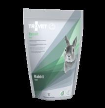 TROVET Rabbit 1,2 kg teljes értékű táp nyulak részére