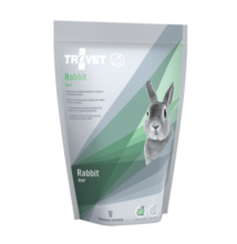 TROVET Rabbit 1,2 kg teljes értékű táp nyulak részére 2 DB