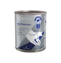 TROVET UNIQUE PROTEIN RABBIT /UPR  800 g Hipoallergén konzerv kutyáknak és macskáknak 6 db