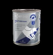 TROVET UNIQUE PROTEIN RABBIT /UPR  800 g Hipoallergén (monoprotein) konzerv kutyáknak és macskáknak