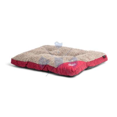 Agui Mountain Cushion piros kutyapárna 90x60x7 cm