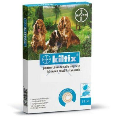 """Kiltix nyakörv közepes testű kutyáknak """"M"""" méret"""