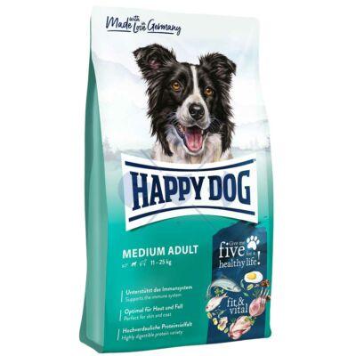 Happy Dog Supreme Fit & Vital – Medium Adult 12kg
