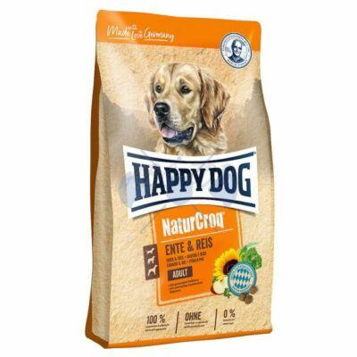 Happy Dog Natur-Croq Ente & Reis (Kacsa és Rizs) 12kg
