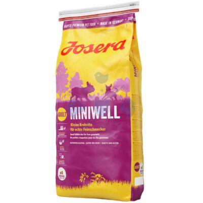 Josera Dog Miniwell  5 x 900 g (4,5 kg)