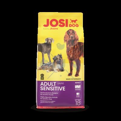 JosiDog Adult Sensitive 25/13 18 kg