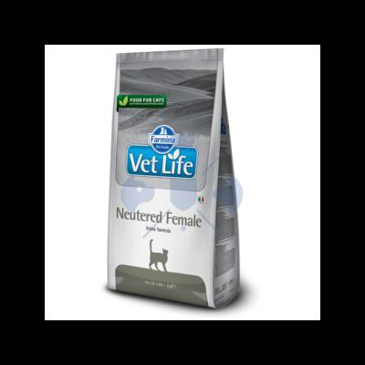 Vet Life Natural Diet Cat Neutered Male Cat 400g száraz táp