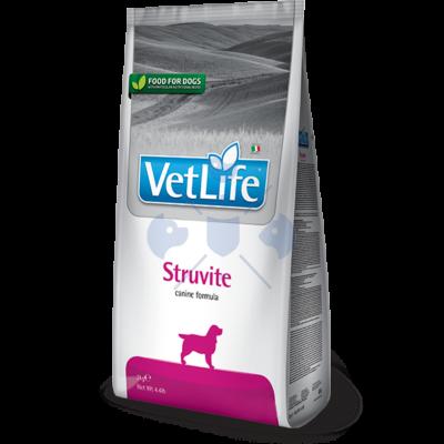 Vet Life Natural Diet Dog Struvite 2kg