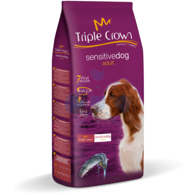 Triple Crown Sensitive Dog 15 kg